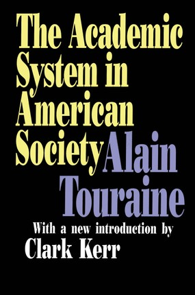 The Academic System in American Society