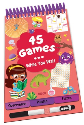 45 Games... While You Wait!