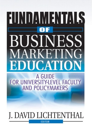 Fundamentals of Business Marketing Education