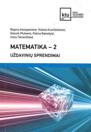 Matematika - 2. Uždavinių sprendimai
