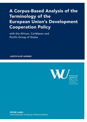 A Corpus-Based Analysis of the Terminology of the European Union's Development Cooperation Policy