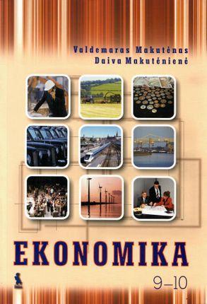 Ekonomika. Vadovėlis IX-X klasei