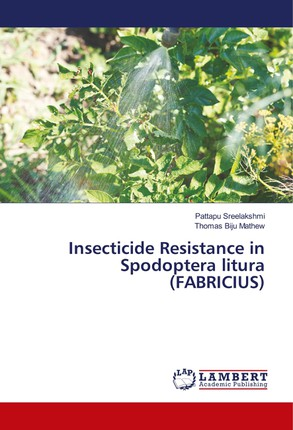 Insecticide Resistance in Spodoptera litura (FABRICIUS)