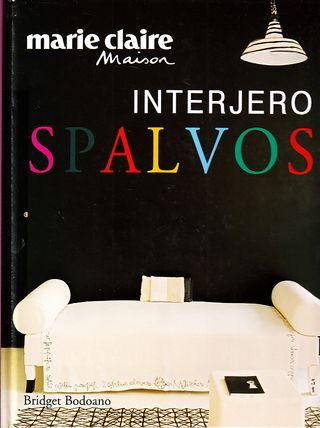 Marie Claire Maison. Interjero spalvos (knyga su defektais)