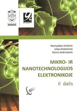 Mikro- ir nanotechnologijos elektronikoje, II dalis