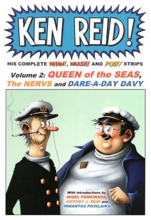 The Power Pack of Ken Reid Volume 2