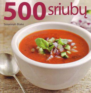 500 sriubų