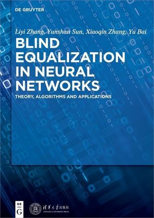 Blind Equalization in Neural Networks