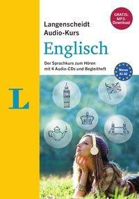 Langenscheidt Audio-Kurs Englisch - Gratis-MP3-Download inklusive