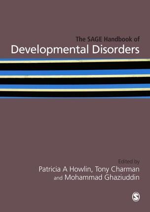 The SAGE Handbook of Developmental Disorders