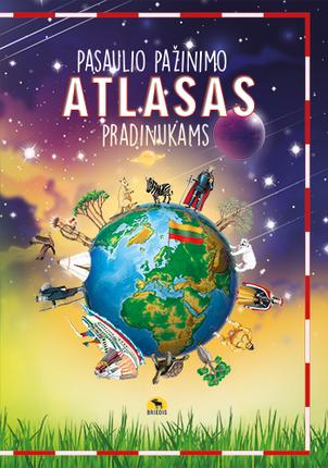 Pasaulio pažinimo atlasas pradinukams