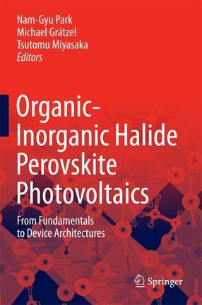 Organic-Inorganic Halide Perovskite Photovoltaics