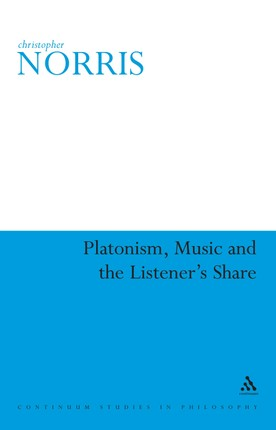 Platonism, Music and the Listener's Share