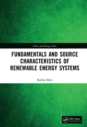 Fundamentals and Source Characteristics of Renewable Energy Systems