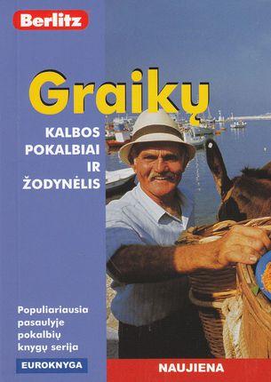 Graikų kalbos pokalbiai ir žodynėlis