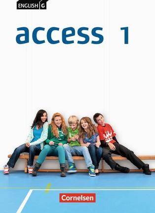 English G Access 01: 5. Schuljahr. Schülerbuch