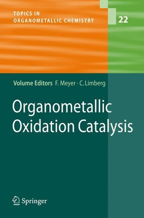 Organometallic Oxidation Catalysis