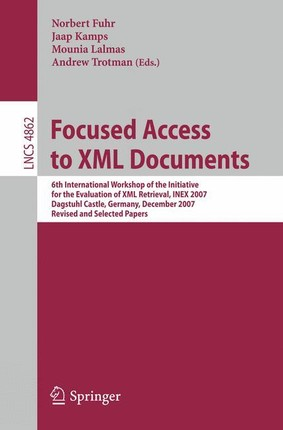 Focused Access to XML Documents
