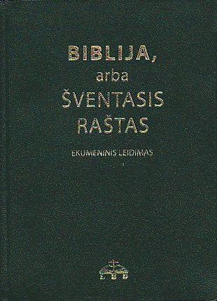 Biblija, arba Šventasis Raštas
