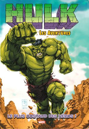 Hulk, Les Aventures