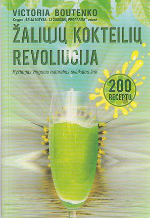 Žaliųjų kokteilių revoliucija