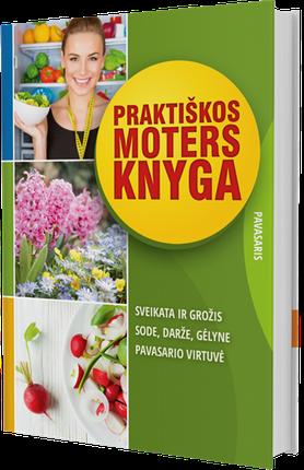 Praktiškos moters knyga. Pavasaris