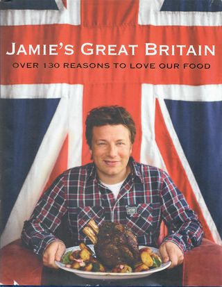 Jamie's Great Britain. Over 130 reasons to love our food