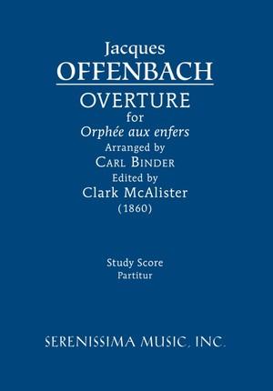 Overture for 'Orphée aux enfers'