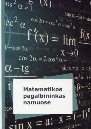 Matematikos pagalbininkas namuose