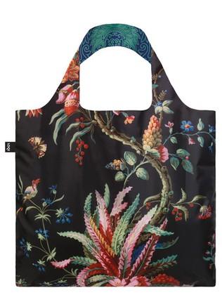 "LOQI dvipusis pirkinių krepšys ""Arabesque & Japanese Decor Duo Bag"""