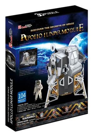 3D dėlionė: Apollo Lunar Module