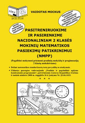 Pasitreniruokime ir pasirenkime nacionaliniam 2 klasės mokinių matematikos pasiekimų patikrinimui (NMPP)