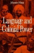 Language Colonial Power
