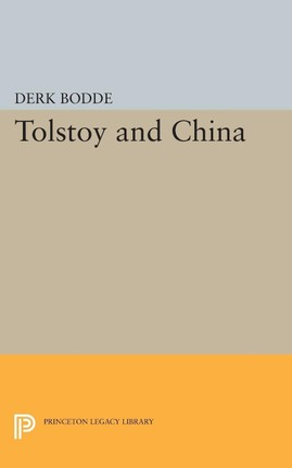 Tolstoy and China