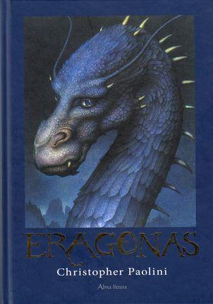 """Eragonas. Ciklo """"Paveldėjimas"""" 1-oji knyga"""