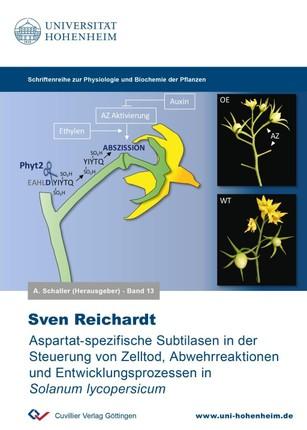 Aspartat-spezifische Subtilasen in der Steuerung von Zelltod, Abwehrreaktionen und Entwicklungsprozessen in Solanum lycopersicum