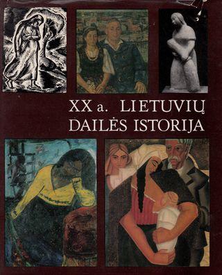 XX a. lietuvių dailės istorija
