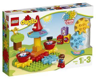 10845 LEGO® DUPLO® Creative Play Mano pirmoji karuselė