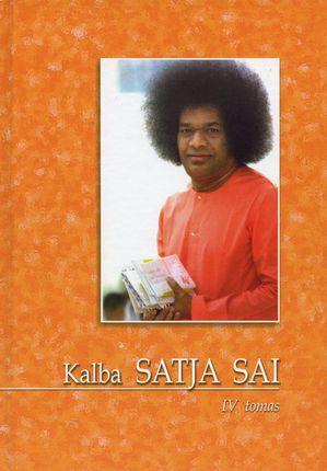 Kalba Satja Sai. 4 tomas