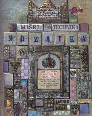 Mozaika. Mišri technika