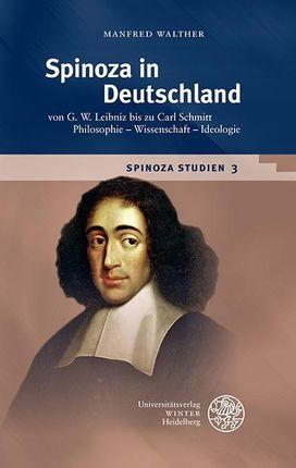 Spinoza in Deutschland