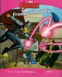 Level 2: Marvel's Freaky Thor Day