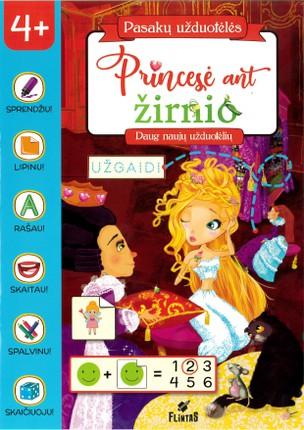 Princesė ant žirnio: pasakų užduotėlės