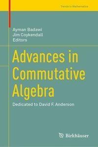 Advances in Commutative Algebra