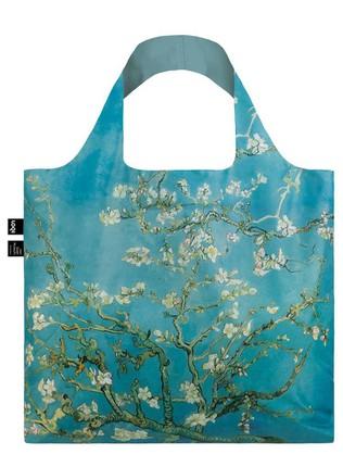 "LOQI pirkinių krepšys ""VINCENT VAN GOGH, Almond Blossom"""