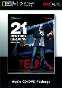 21st Century - Reading B2.2/C1.1: Level 4 - Audio-CD + DVD