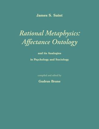 Rational Metaphysics: Affectance Ontology