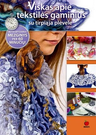 Viskas apie tekstilės gaminius su tirpiąja plėvele