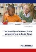 The Benefits of International Volunteering in Cape Town