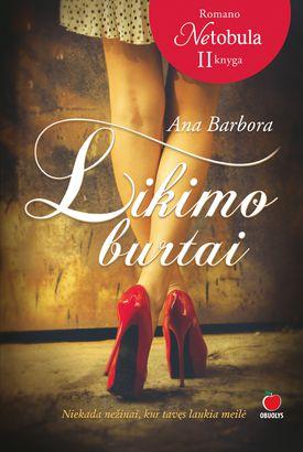 LIKIMO BURTAI: niekada nežinai, kur tavęs laukia meilė. Romano NETOBULA autorės knyga – atvira, intymi ir aistringa meilės istorija, kurią drąsiai galima vadinti lietuviškuoju Bridžitos Džouns dienoraščiu